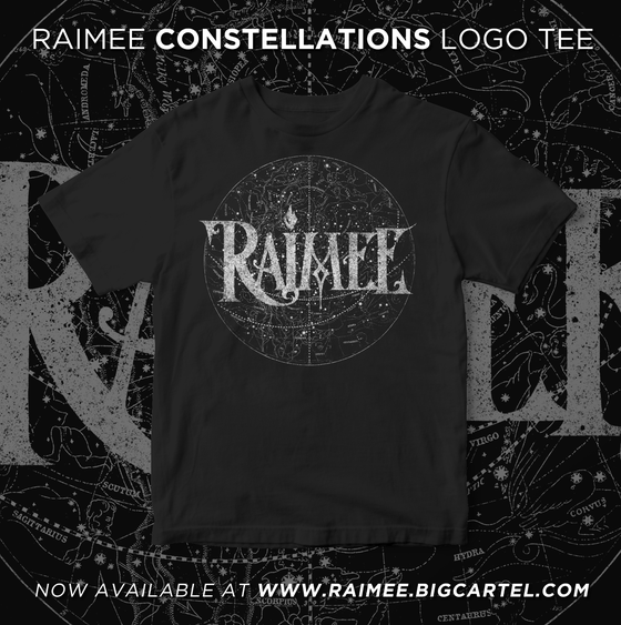 Image of Raimee CONSTELLATIONS Logo Tee