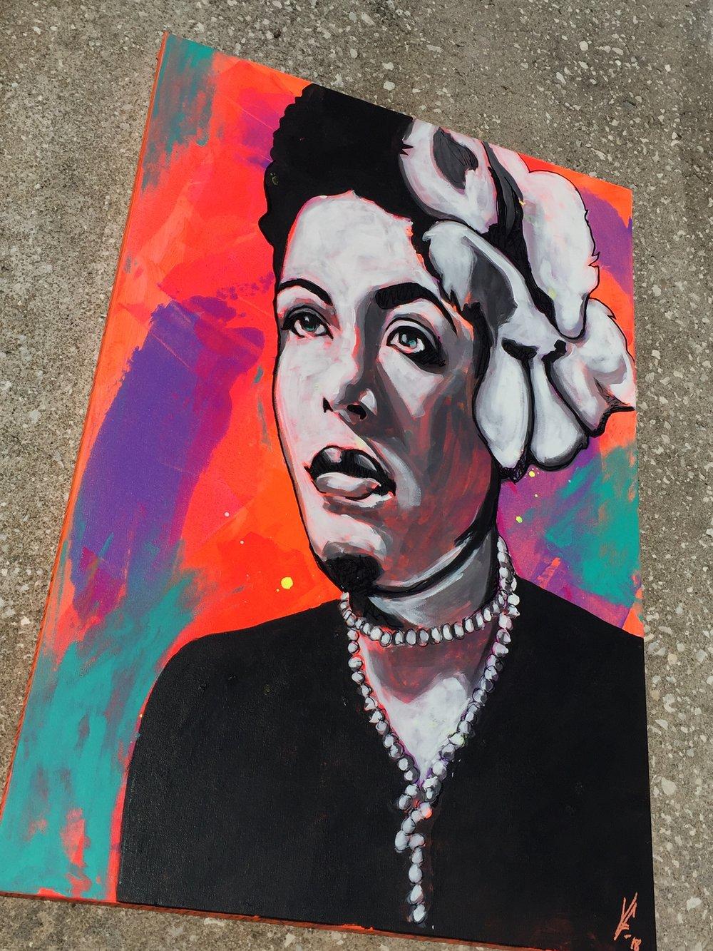 Image of Billie v. i