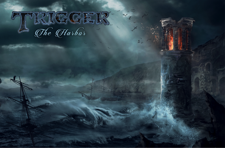 Image of Trigger - The Harbor - Poster