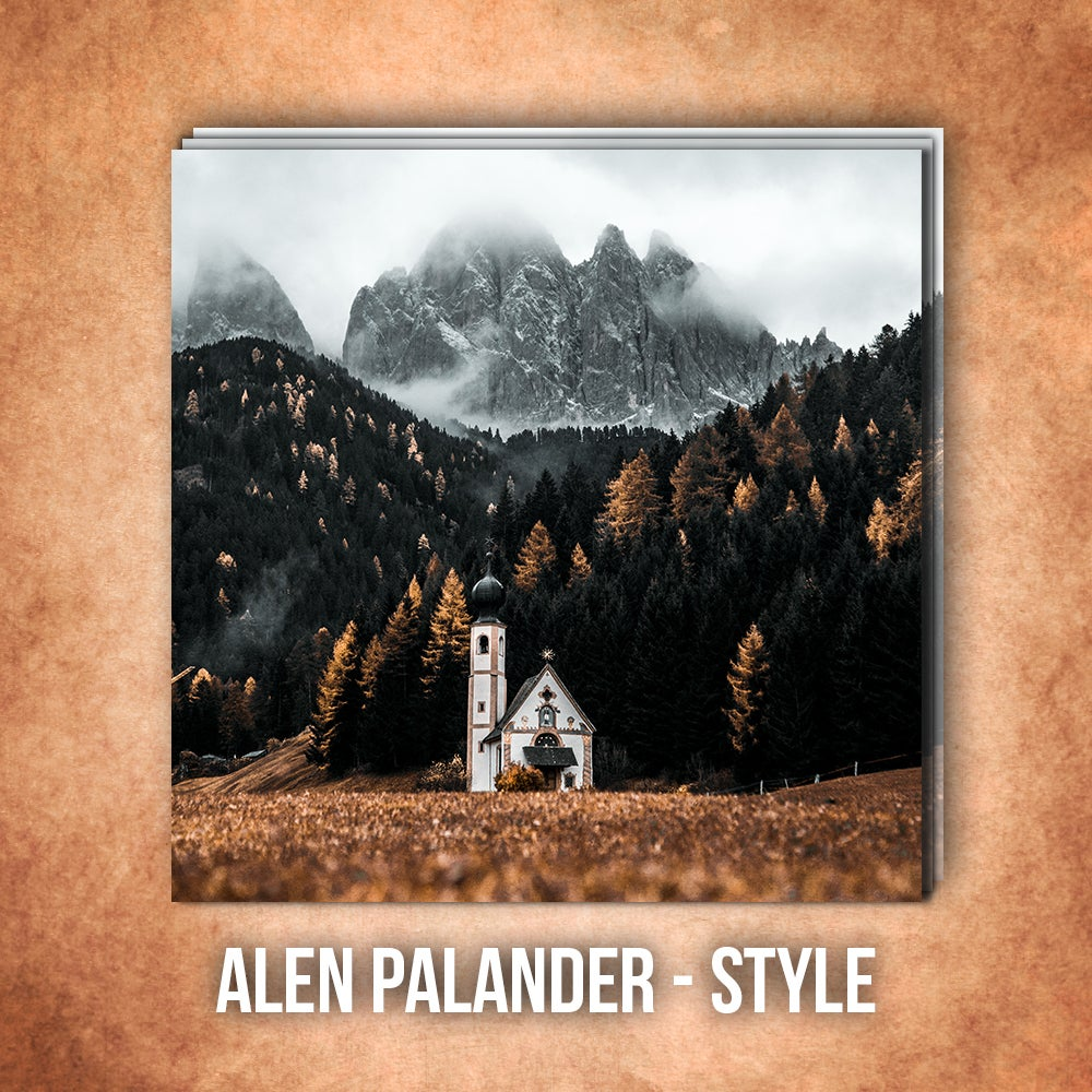 Image of Alen Palender - Style