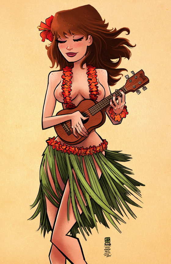 Image of Ukulele Betty