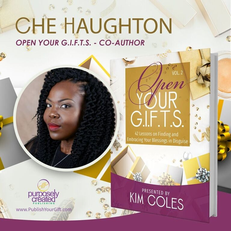 Image of Open Your Gifts vol2