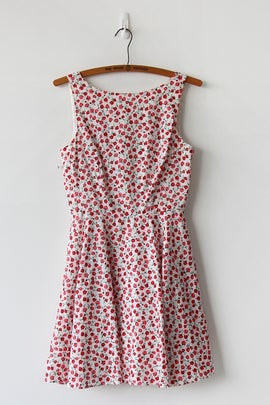 Image of SOLD A Million Roses Dress
