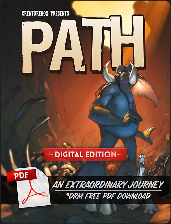 Image of PATH: Digital Graphic Novel