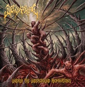 "Image of DECOMPOSING ""UNLEASH THE UNDERGROUND ABOMINATIONS"" CD"