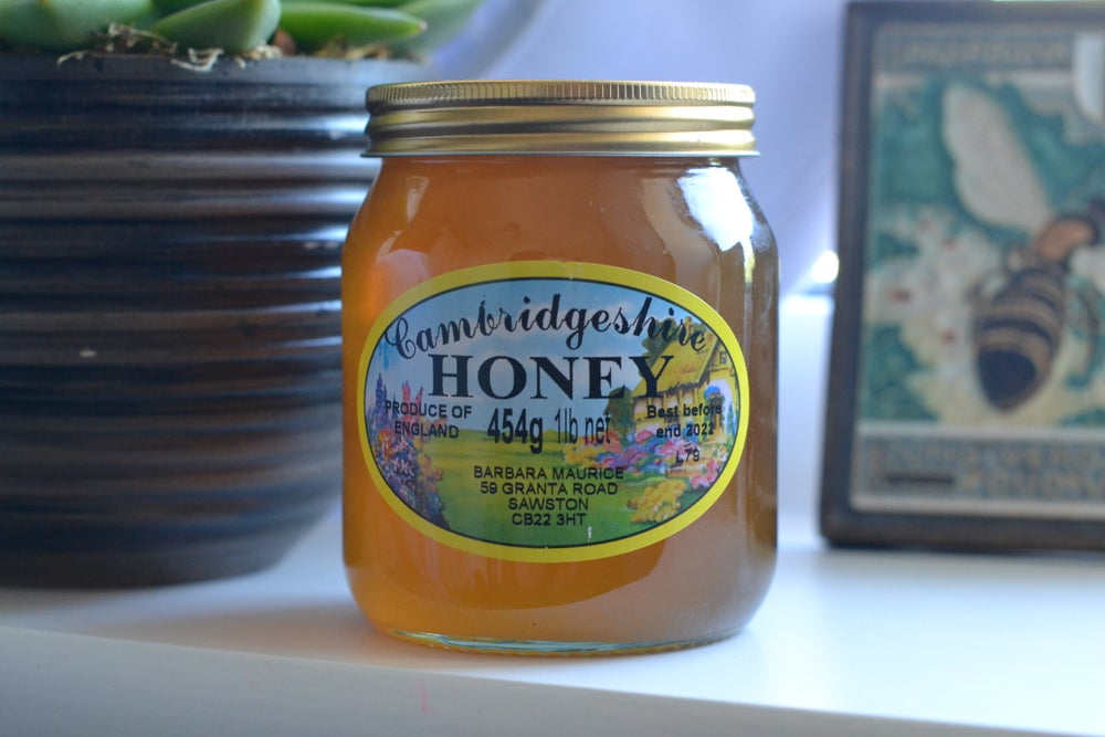 Image of Delicious Cambridgeshire Runny Honey - Local Friends Batch