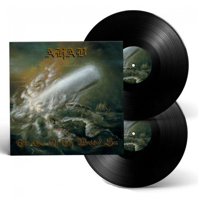 Image of Vinyl - The Call of the wretched sea