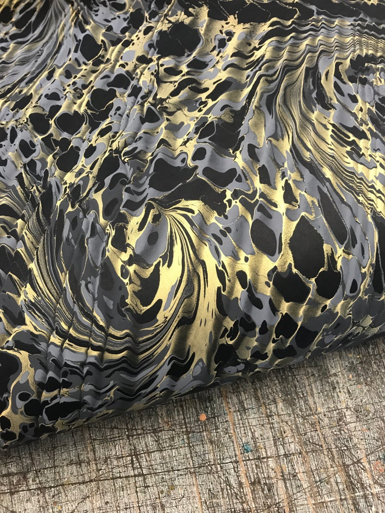 Image of GATSBY Marbled paper