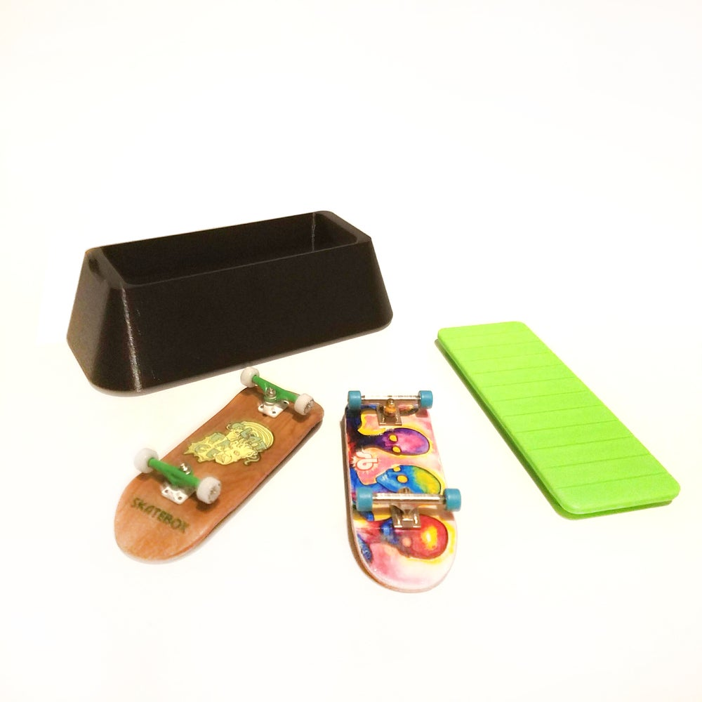 Image of PRO: SkateBox Loaf - Fits 2 boards!! --- (FREE US SHIPPING + FOAM GRIP)