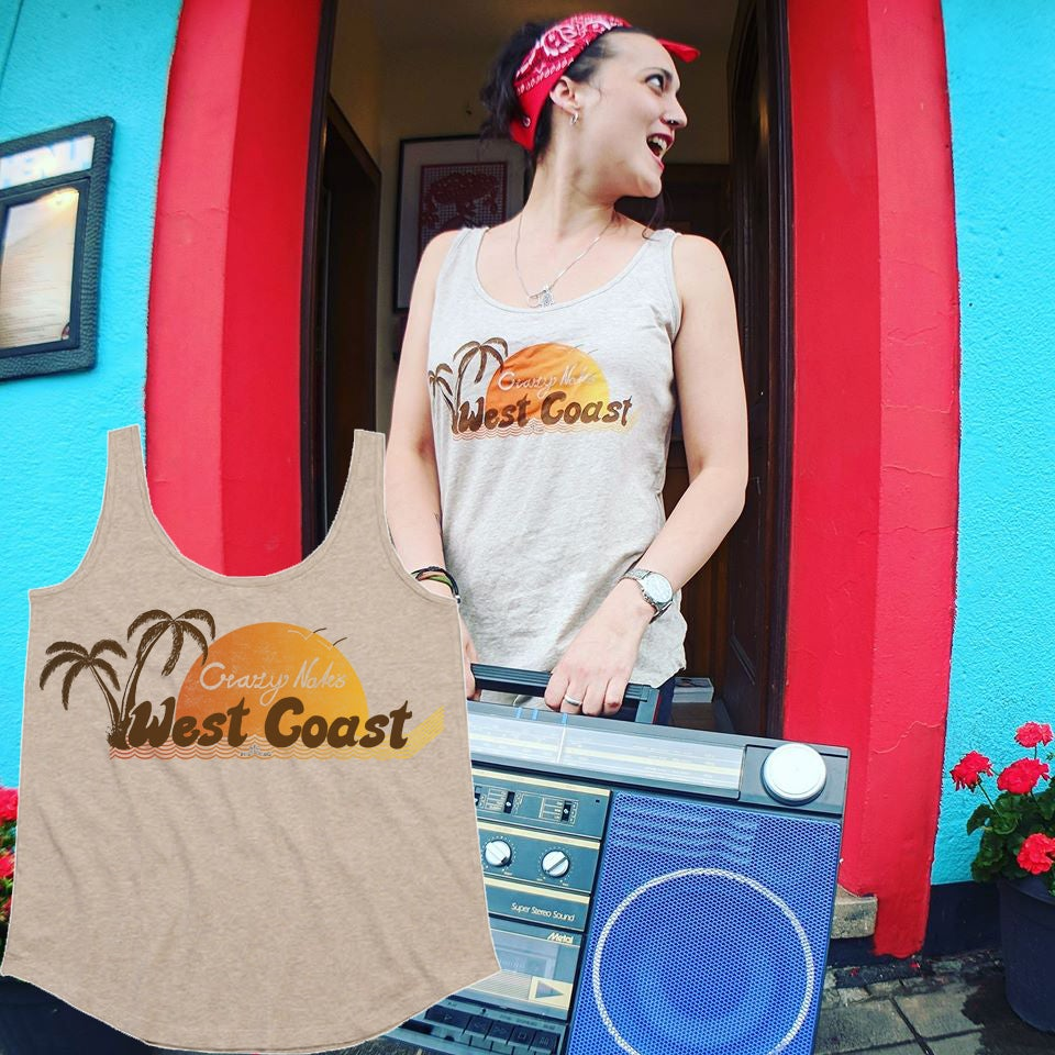 Beach Bum Summer Tank