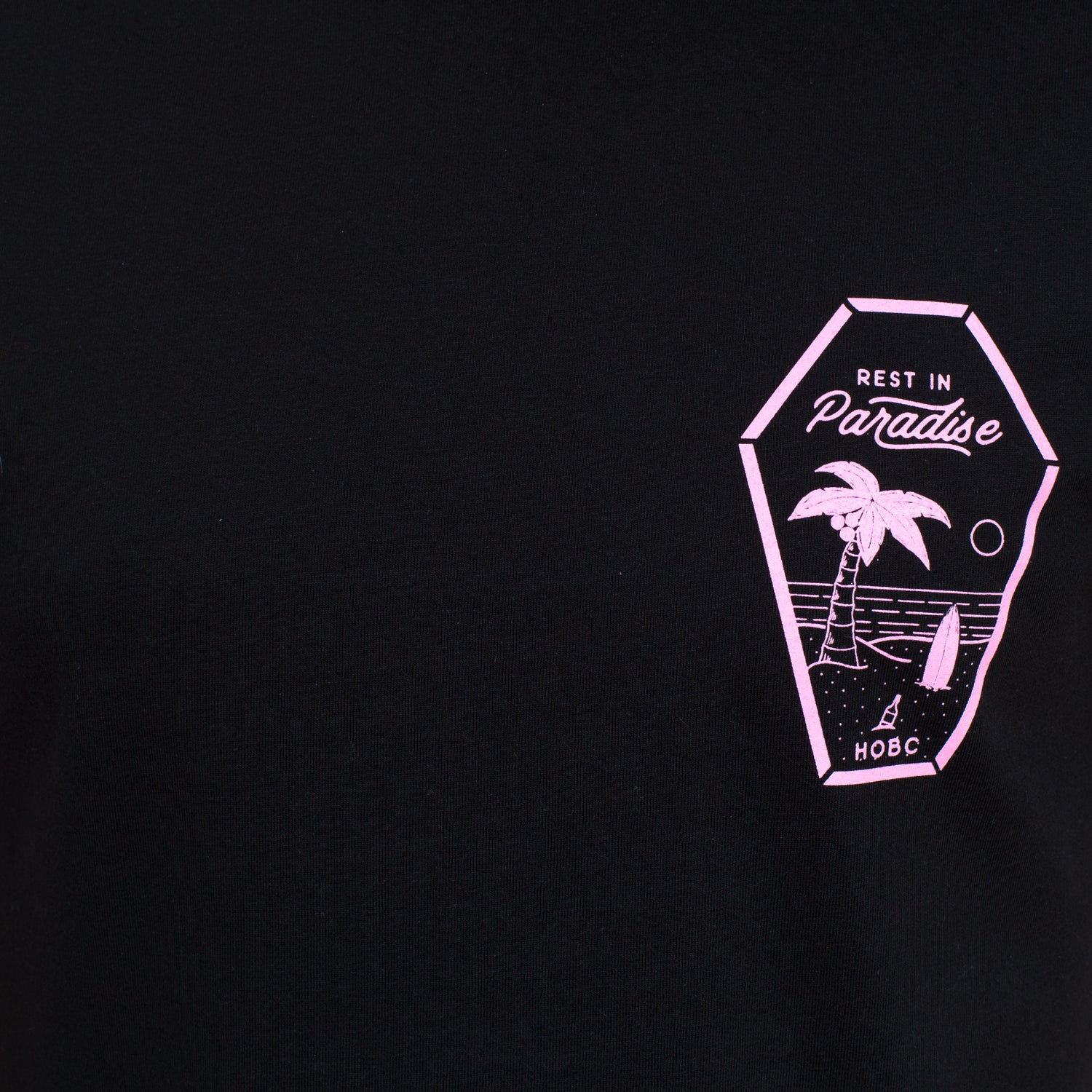 Image of RIP Black T-shirt