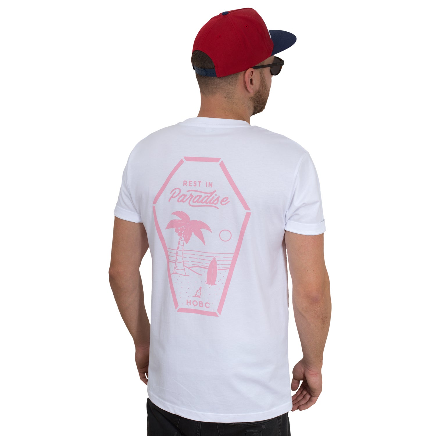 Image of RIP White T-shirt