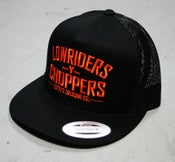 Image of LOWRIDERS -Y- CHOPPERS - SNAPBACK MESH