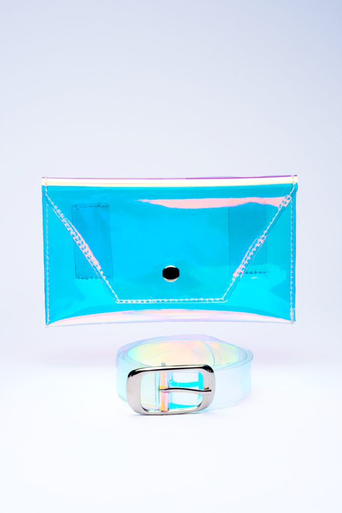 Image of Iridescent Fanny Pouch