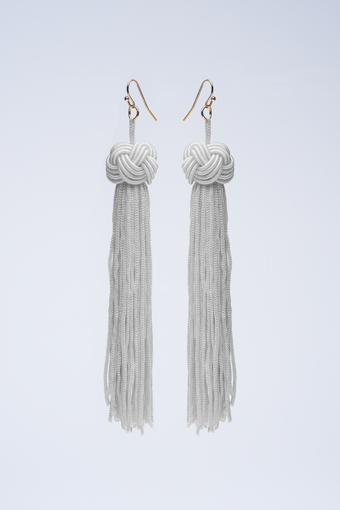 Image of Tassel Earrings (4 Colors)