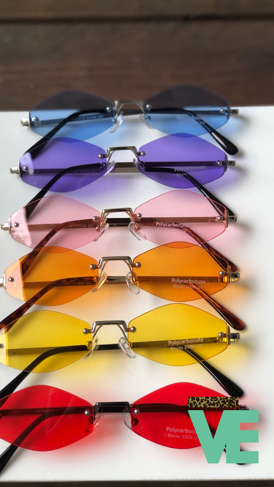 Image of Unisex Premium Matrix Frames