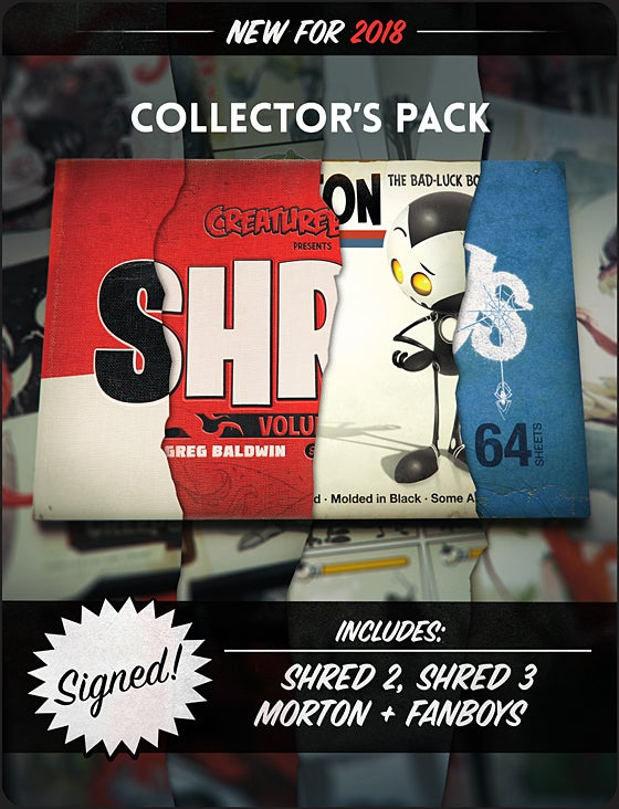 Image of Collector's Pack