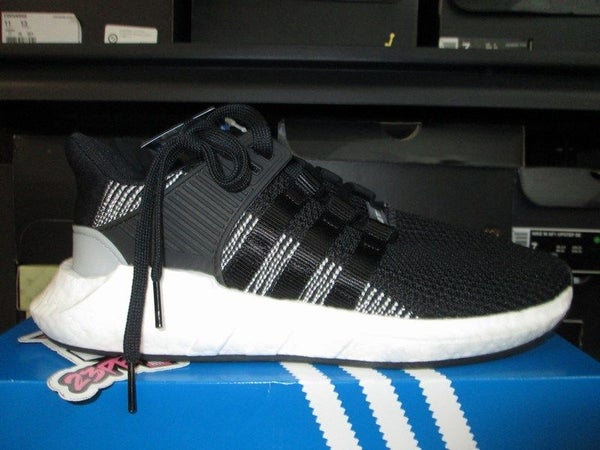 """adidas EQT Support 93/17 """"Black/White"""" - FAMPRICE.COM by 23PENNY"""