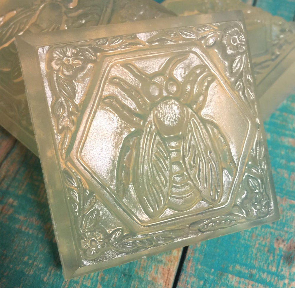 Image of Honey and Tea Tree Facial Soap