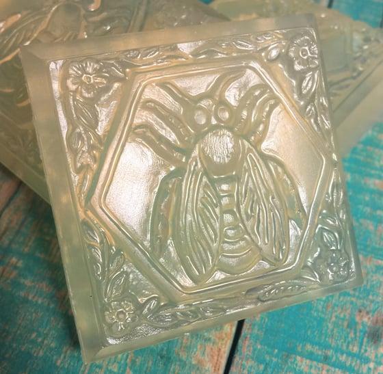 Image of Honey and Tea Tree Facial Soap