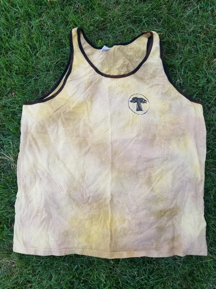 Image of Strength Tree of Life Tank Tops