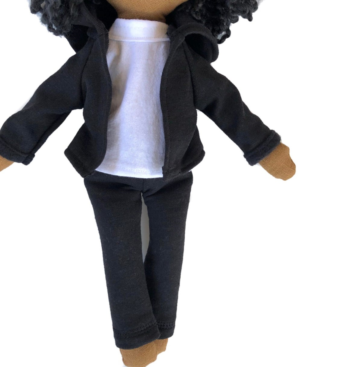 3pc sweatsuit - Doll Accessory