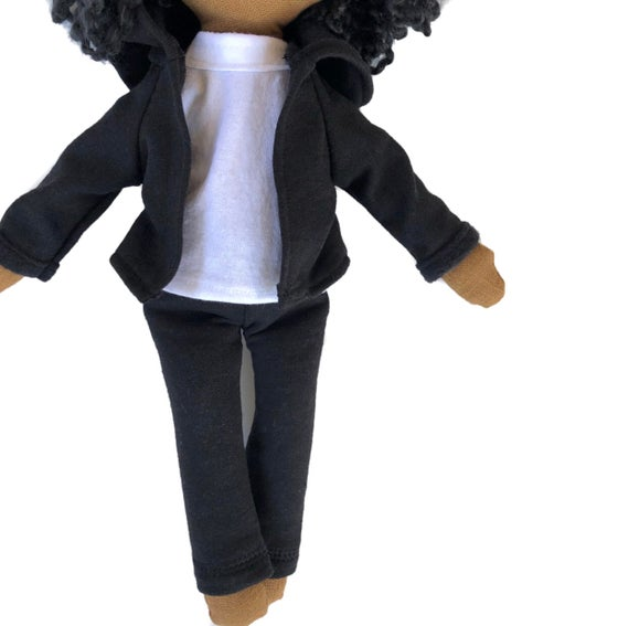 Image of 3pc sweatsuit - Doll Accessory
