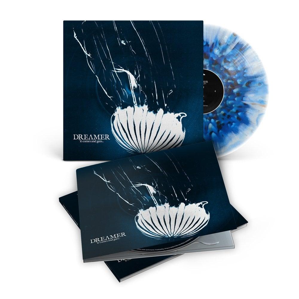 "Image of 12"" LP + CD"