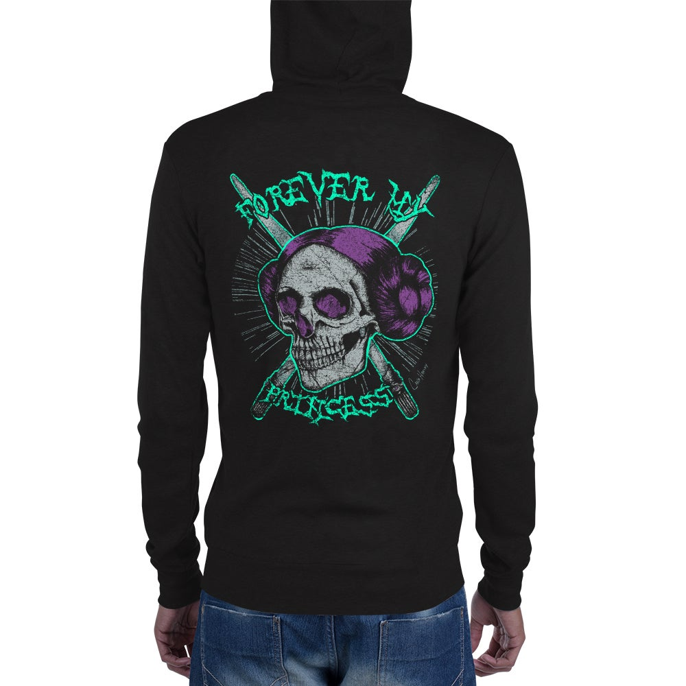 Image of Forever my princess modern fit hoodie