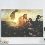 "Image of Modern Kosovka Poster - 18"" x 24"""