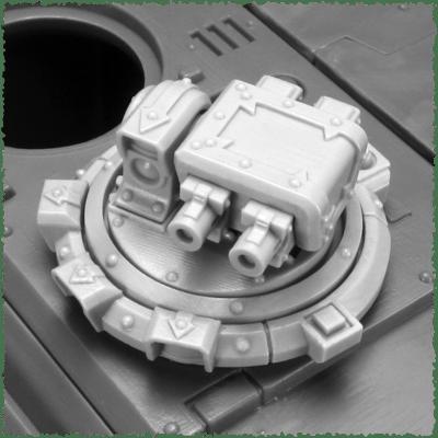 Image of Certamen Mk.1 Light Vehicle Weapons Kit