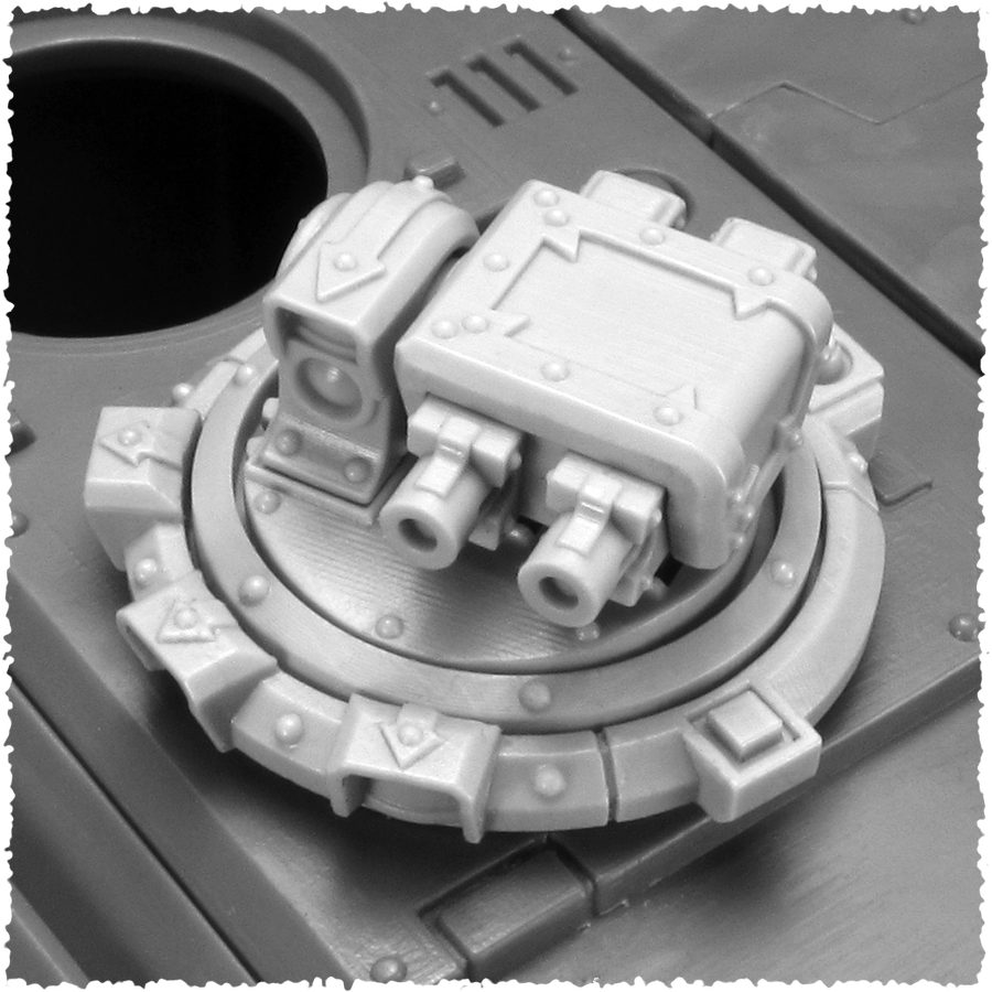 Image of Certamen Mk.1 Light Vehicle Weapons Kit