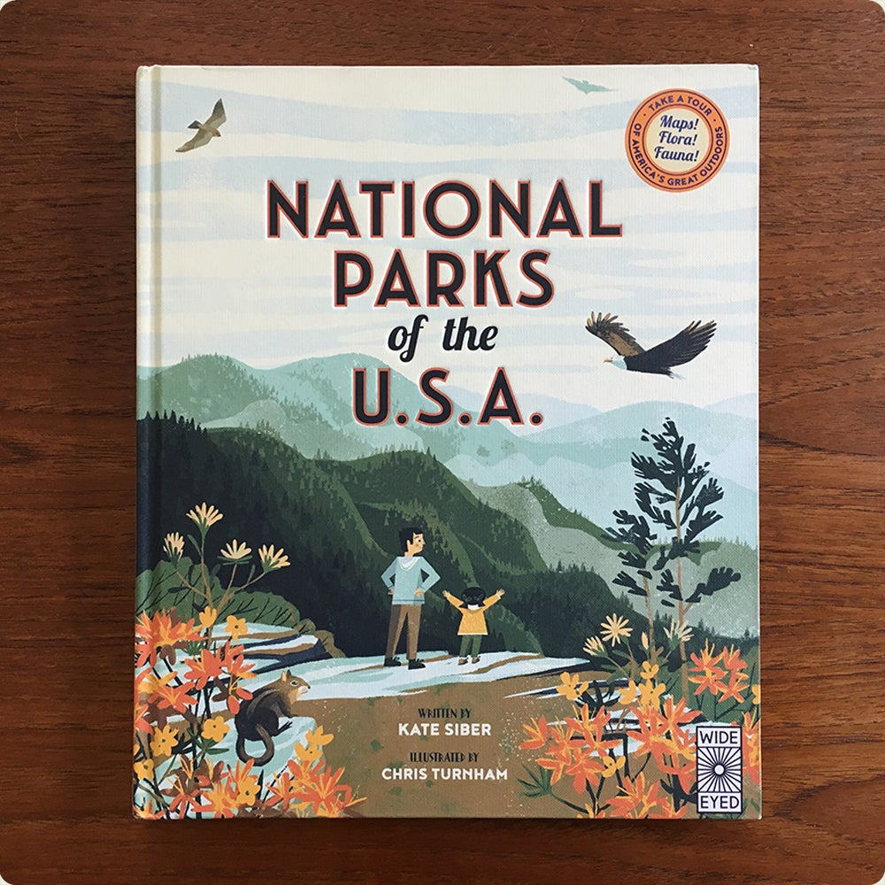 Image of National Parks of the USA