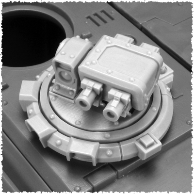 Image of Certamen Mk.2 Light Vehicle Weapons
