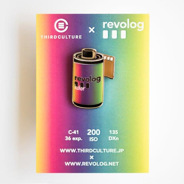 Image of Third Culture x Kolor Pin