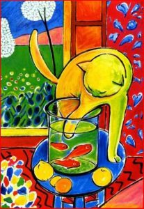 Image of MATISSE CAT- Friday March 22nd 7 -9