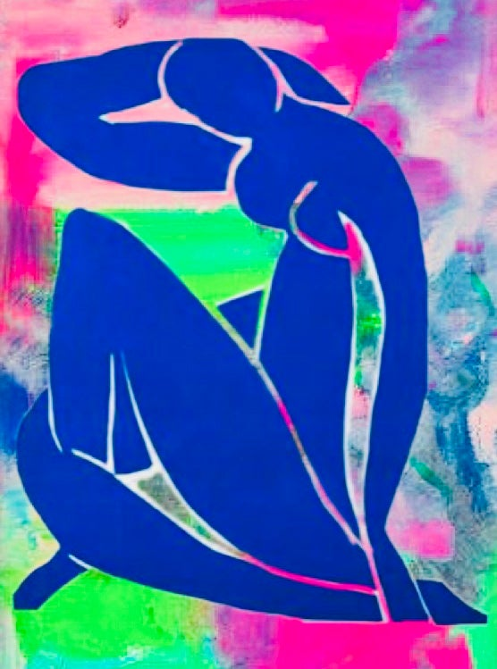 Image of MATISSE NUDE- FRIDAY 17TH AUGUST 7 -9PM