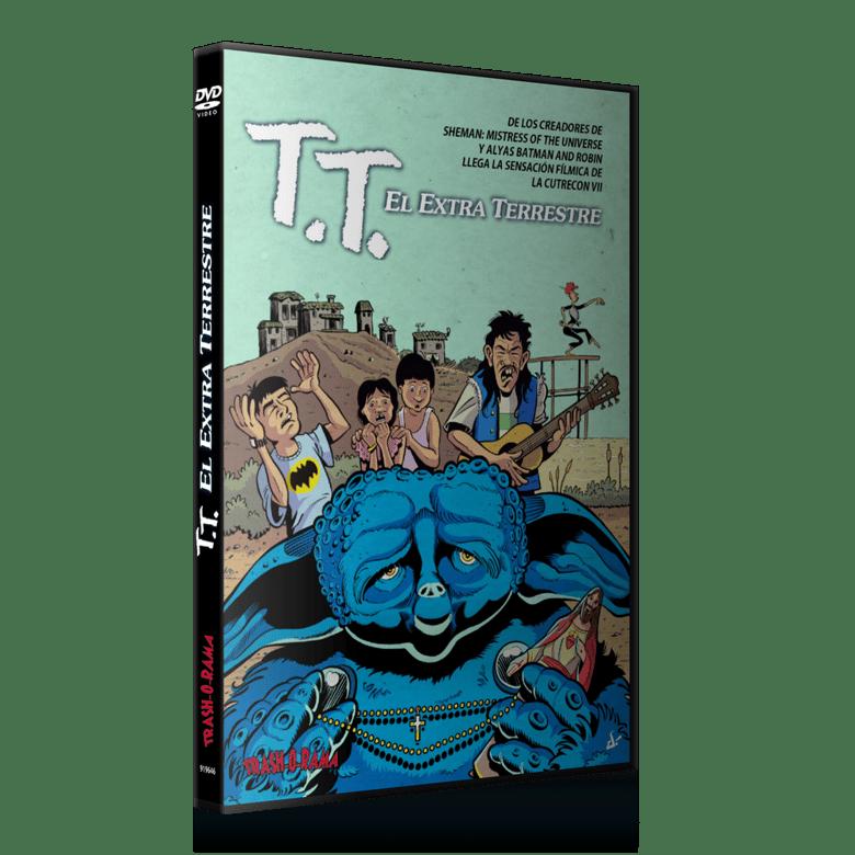 Image of T.T. EL EXTRATERRESTRE