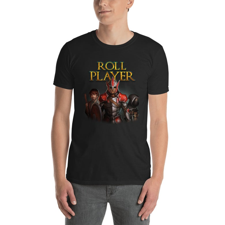Image of Roll Player T-Shirt