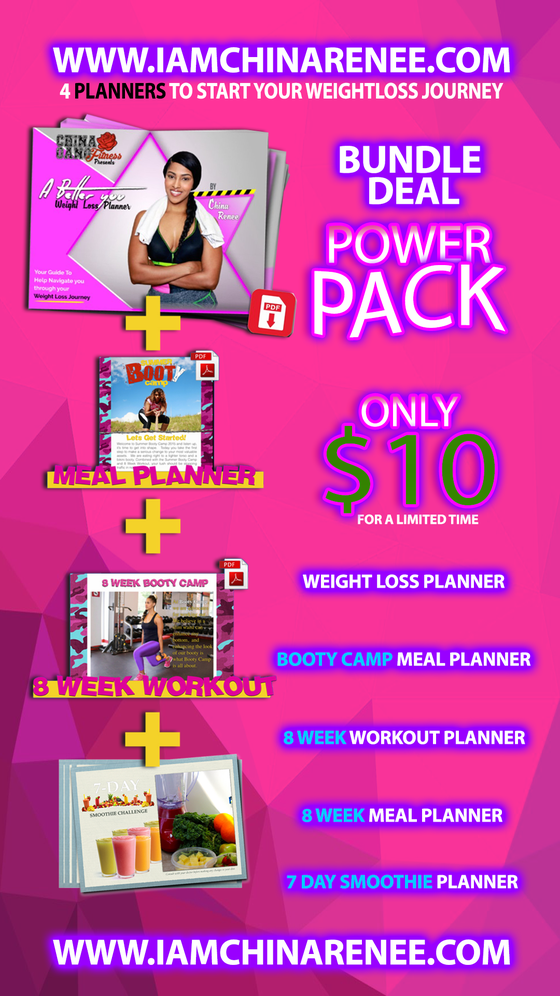 Image of Power PACK- Planner Bundle