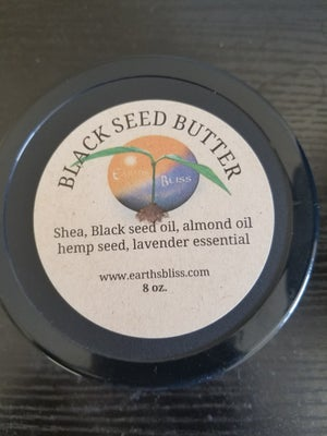 Black Seed Butter