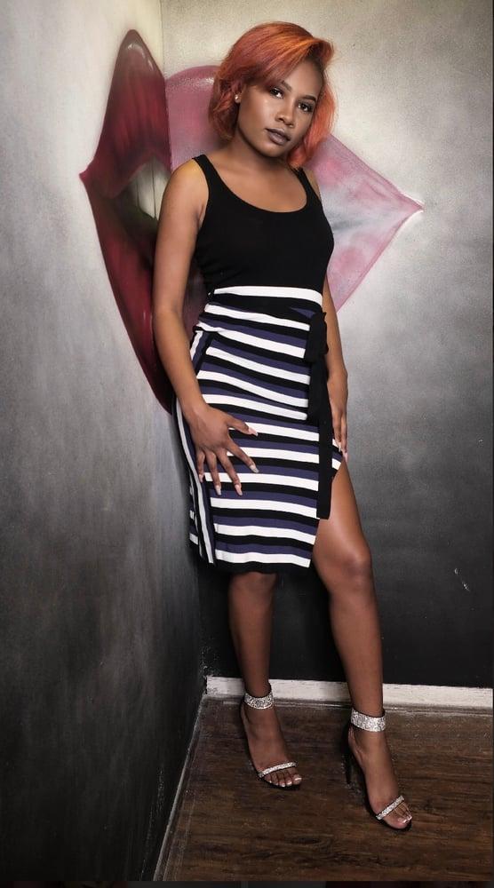 Image of Tank top dress