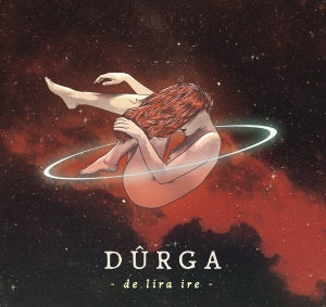 "Image of Dûrga ""de lira ire"" CD"