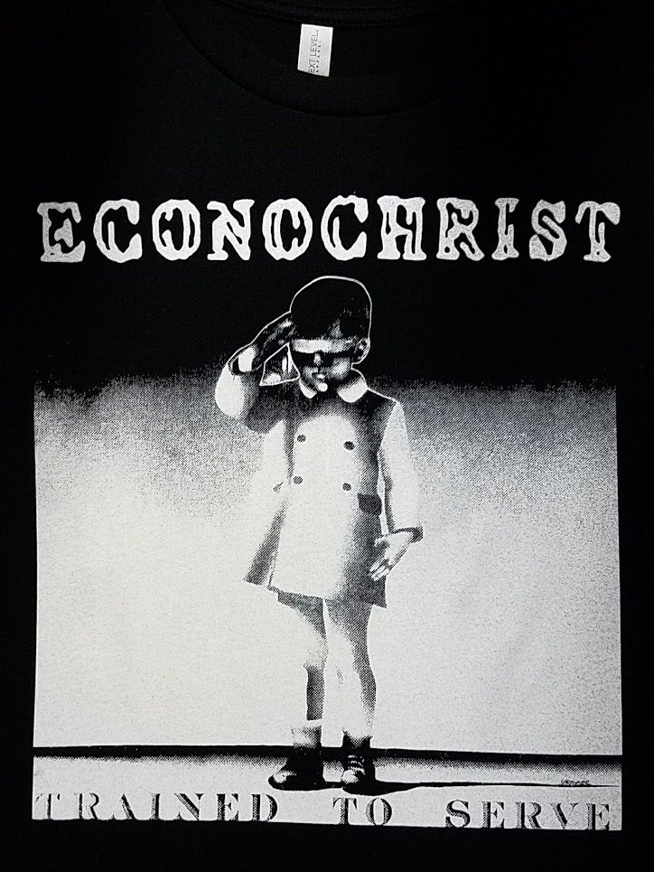 "Image of ECONOCHRIST ""TRAINED TO SERVE"""