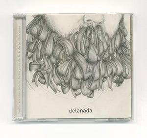 Image of DELANADA - Cuatro canciones para no dormir y una declaración de intenciones (CD-Jewel Box))