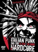 Image of ITALIAN PUNK HARDCORE 1980-1989, THE MOVIE (DVD)