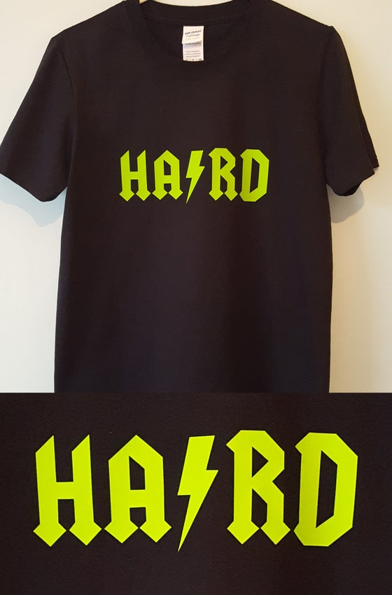 Image of HARD Logo TShirt **FREE Tote Bag with Every Order**