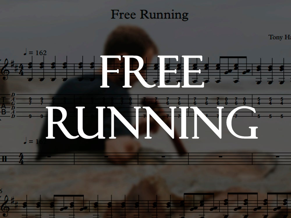 Image of Free Running Tabs