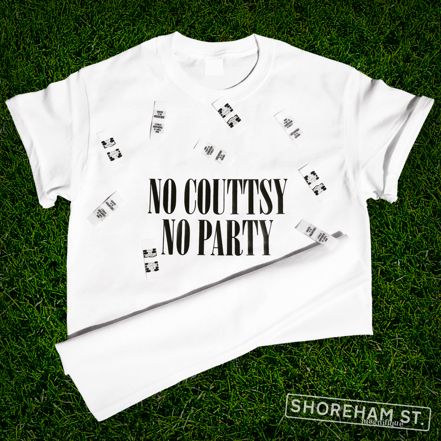 Image of No Couttsy No Party
