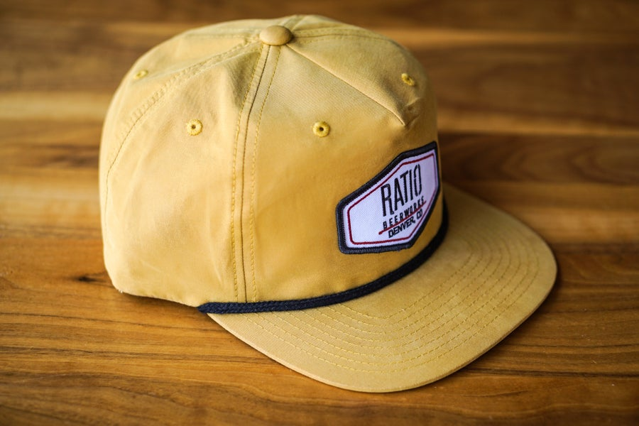 Image of Rope Snapback Hat